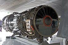 Turboréacteur — Wikipédia