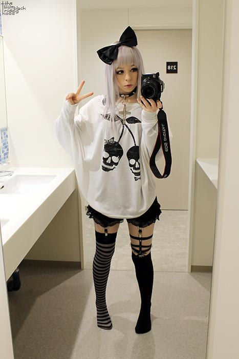 kawaii tøj