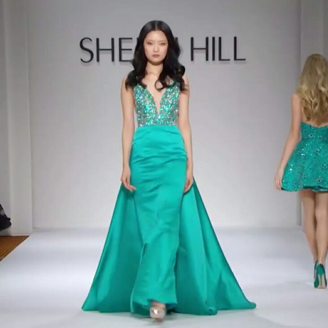 Sherri hill formal dresses pinterest graduation prom