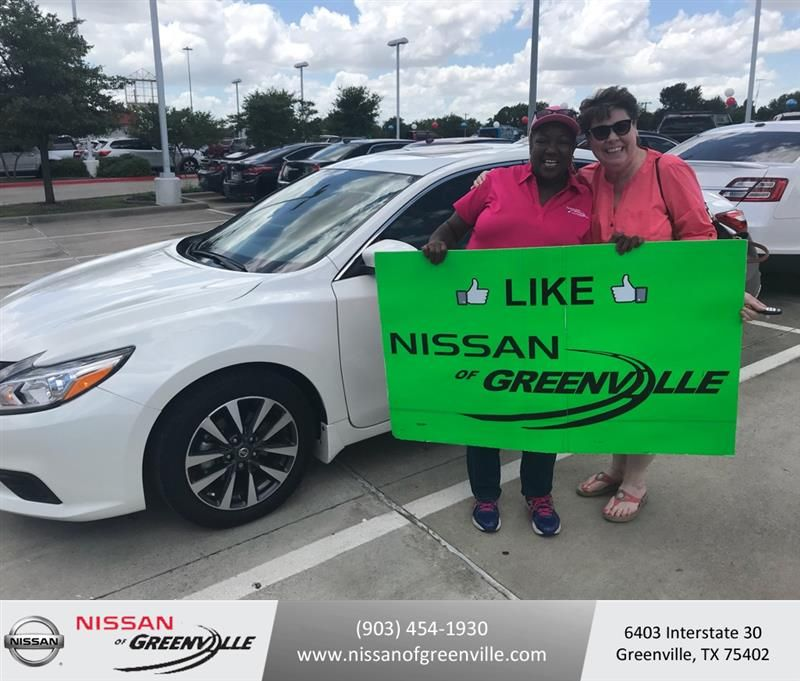 Congratulations Linda On Your #Nissan #Altima From Queenie