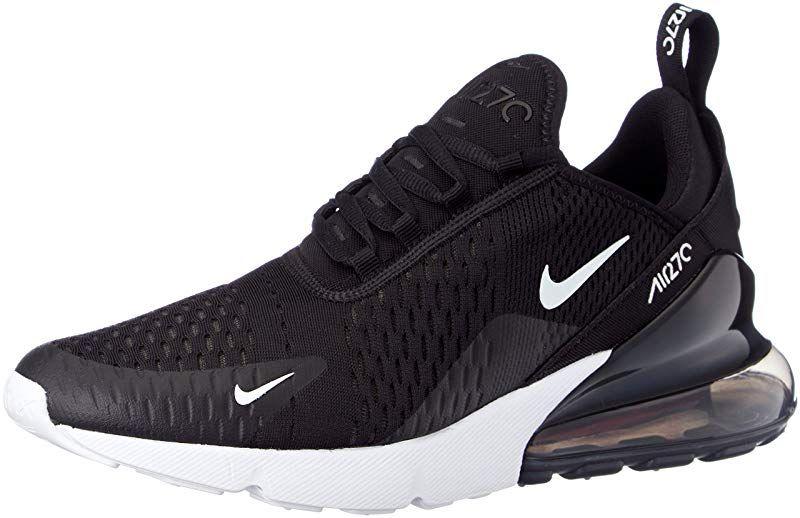 Nike Air Max 270 Sneakers Herren SchwarzWeißAnthrazit in