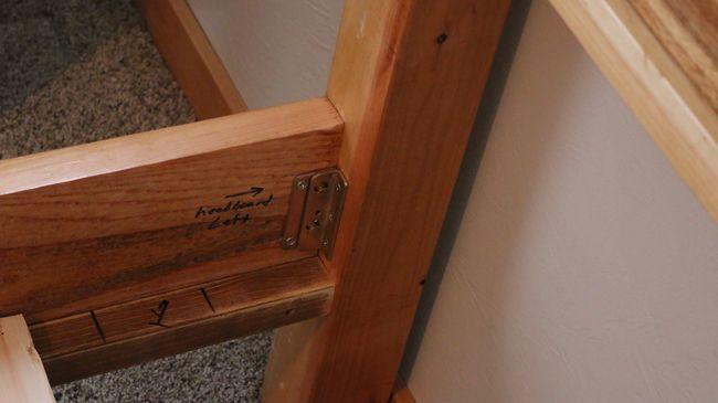 How To Make A Bed Frame Free Bed Frame Plans Beds Bed Frame