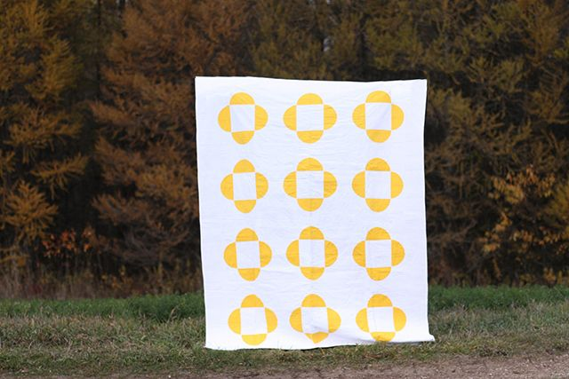 sunny side up quilt