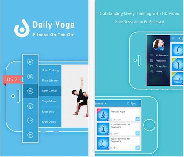 10 Best Free Yoga Apps for iPhone (With images) Free