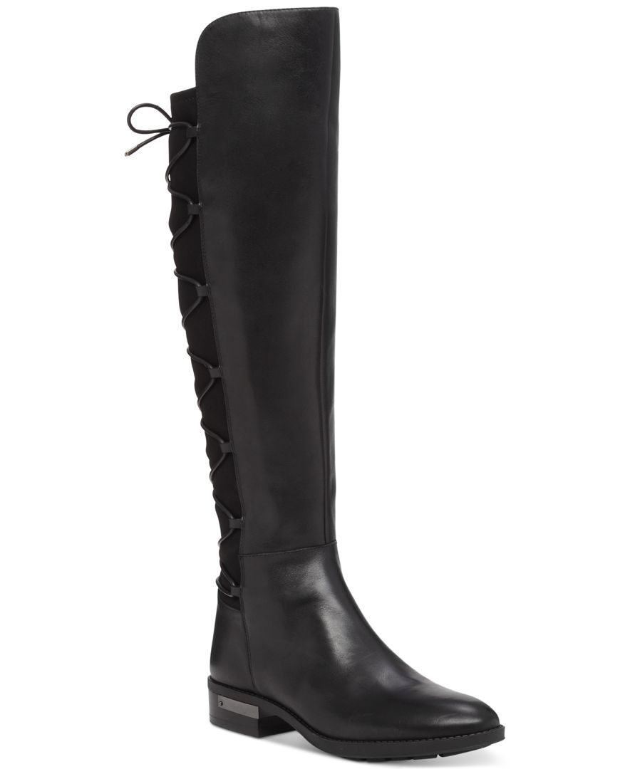 d827f3d0441 Vince Camuto Parle Tall Boots | Fashion | Boots, Shoe boots, Black ...