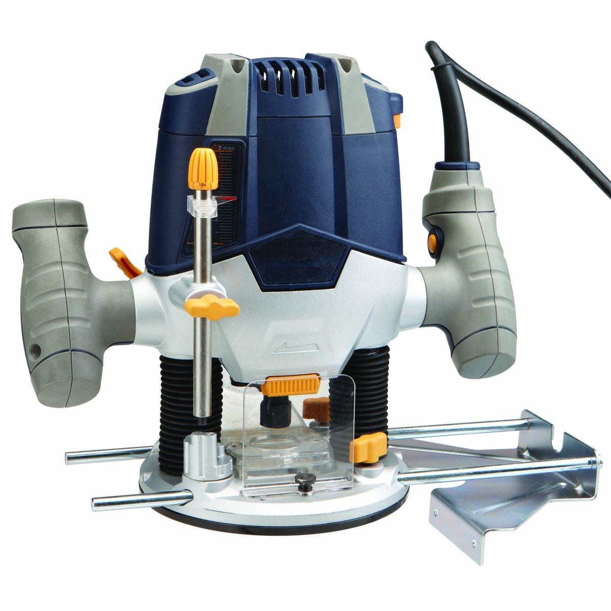 1 1 2 Hp Heavy Duty Variable Speed Plunge Router A List