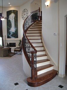 Stair Case Construction....by Houston Stair