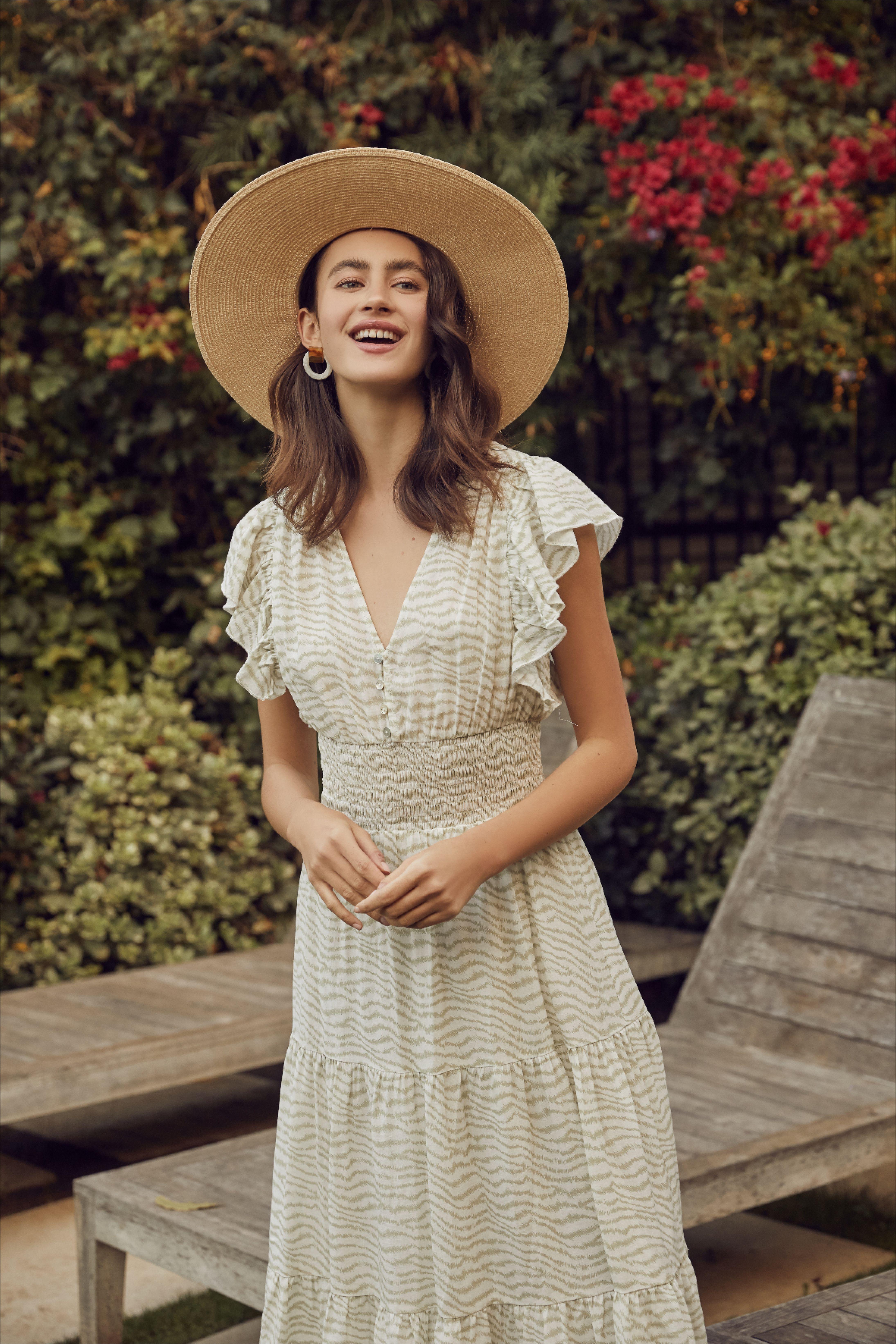 Breezy Summer Dress Stunning Dresses 70s Inspired Fashion Dresses [ 6570 x 4380 Pixel ]