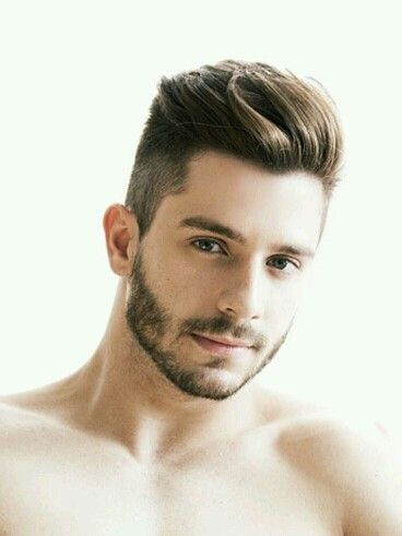 Short Hairstyles For Guys New A Pompadour Hairstyle  Haircuts Hair Style And Hair Cuts