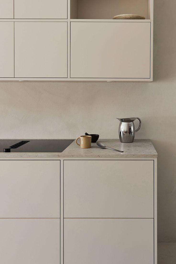 Minimalist Kitchen Cupboards