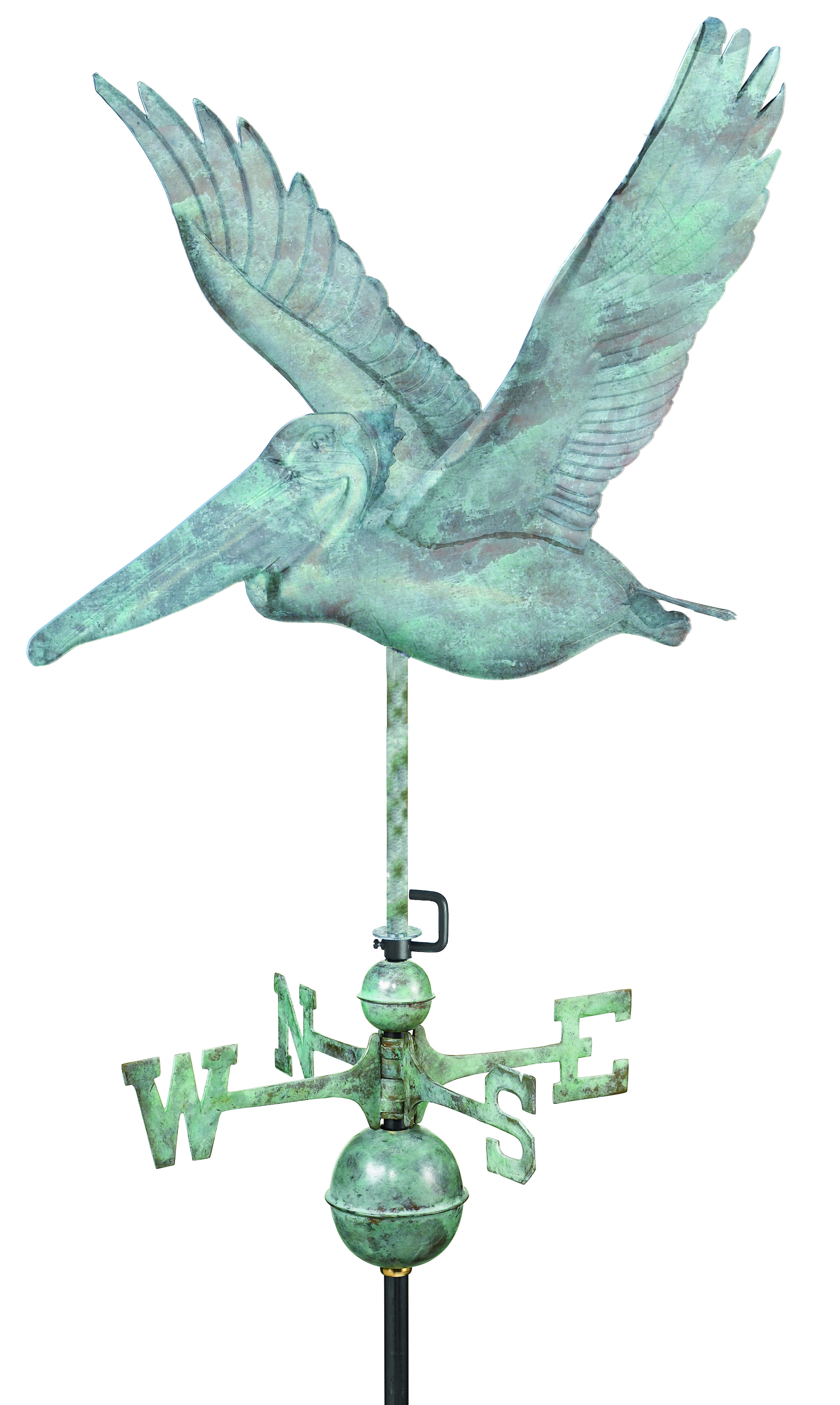 Best At Home With White Weather Vanes Copper Roof Outdoor 640 x 480