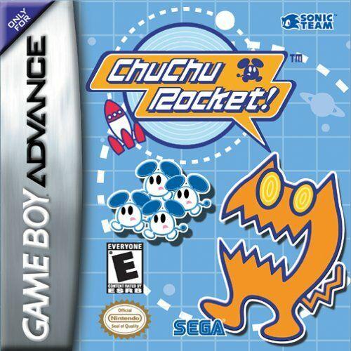 Chu Chu Rocket Gba Gameboy Games Gameboy