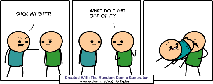 Cyanide & Happiness (Explosm.net)