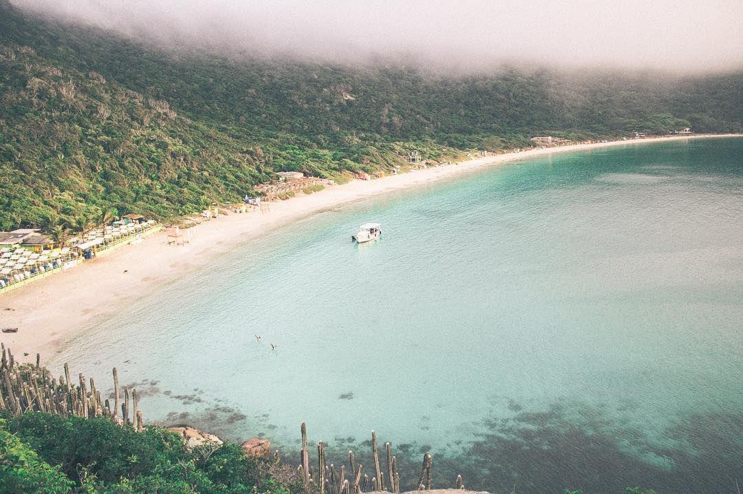 Arraial do Cabo - Brasil by @lais_schulz Brazil - Rio de Janeiro Praia do Forno
