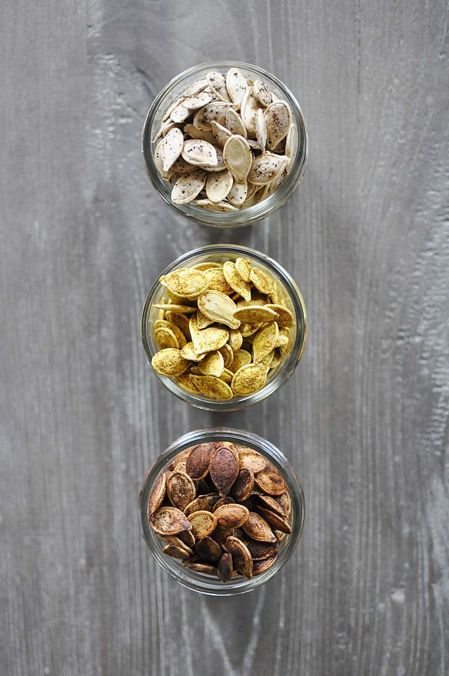Perfect Homemade Pumpkin Seeds in 3 Flavors | Fed and Fit | Bloglovin'