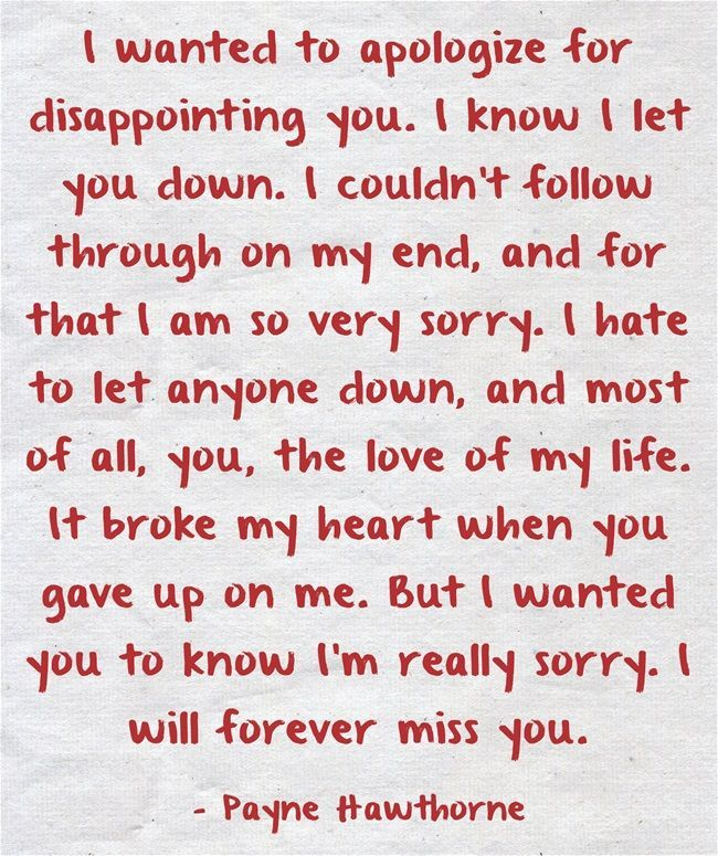 17 Love Apology Quotes Ideas Im Sorry Quotes Sorry Quotes Be Yourself Quotes