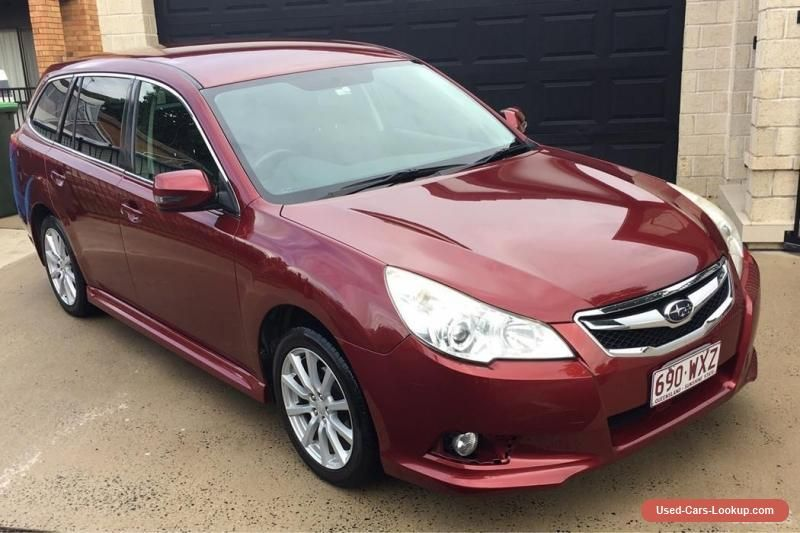 Subaru Liberty Wagon Full Service History Long Rego Jan 2018