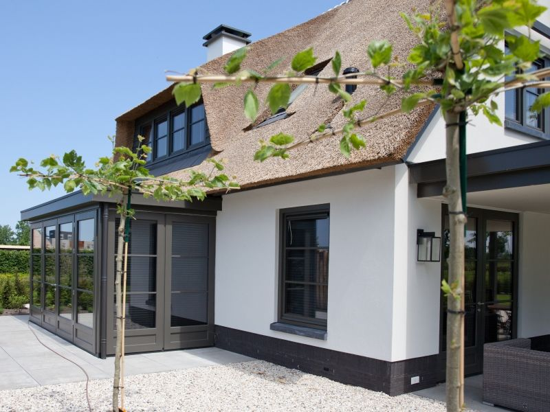 Vrijstaand Huis Bouwen : Droomwoning vrijstaande woning bouwen wonen antraciete
