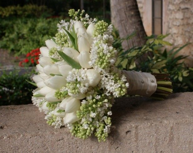Tulips And Inexpensive Alternative For Wedding Flowers Wedding