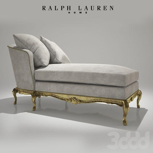 ralph lauren cannes chaise 3d pinterest. Black Bedroom Furniture Sets. Home Design Ideas