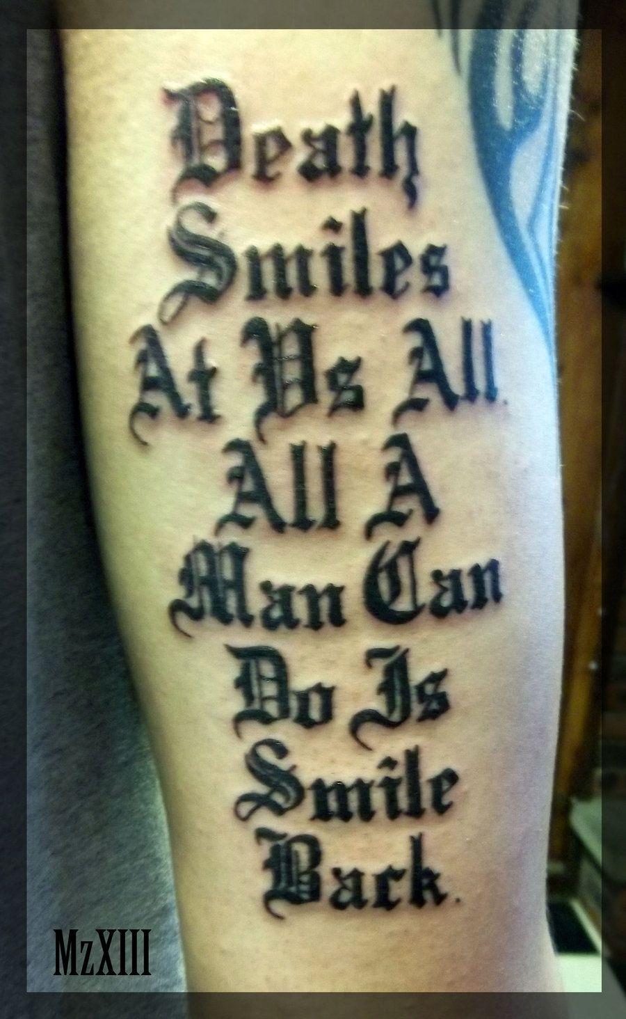 Quotes about death of a loved one tattoo for Tattoos for lost loved ones quotes