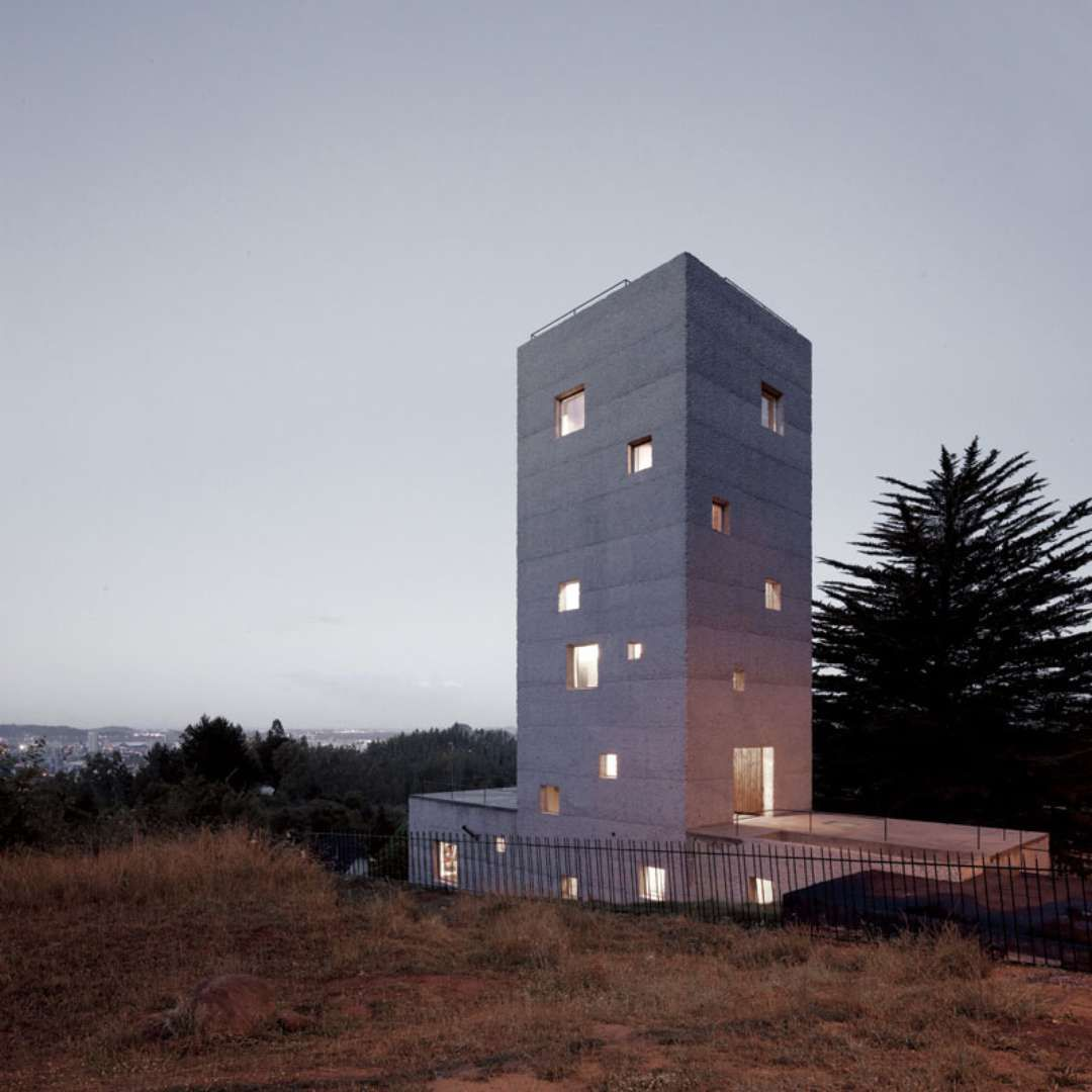Rugged, Geometric Homes That Cement Chile\u0027s Reputation As An ...