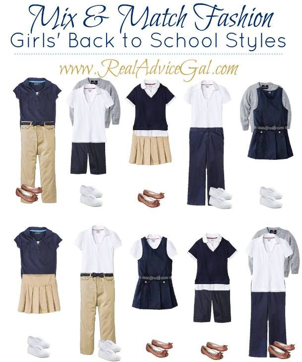 5a982fa0f19c Girls  Uniforms