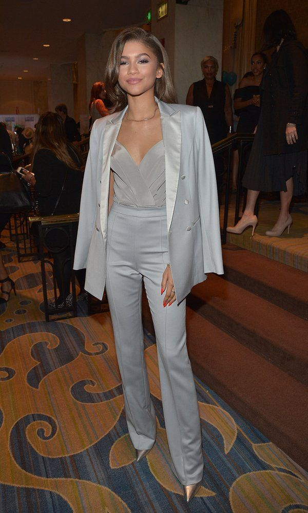 Zendaya at the ACLU SoCal 2015 Bill Of Rights Dinner in Beverly Hills  11 8 15 fee482a8d4f