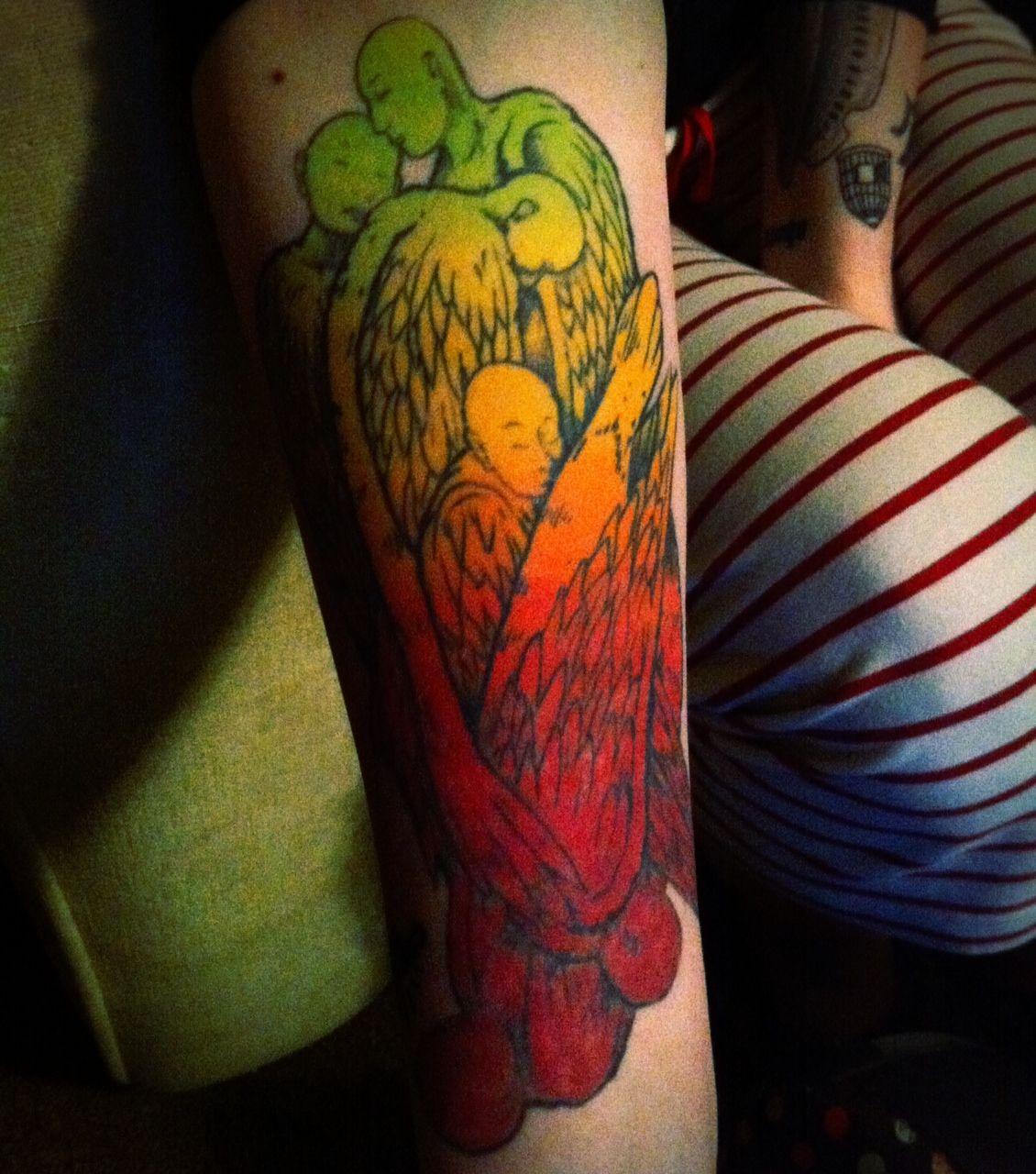 A Stranger a Day - tattoo blog