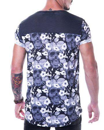 be89a581b Camiseta Masculina - Skull FullPrint