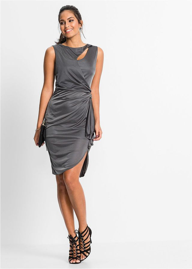 e06cef5981 eleganckie sukienki wizytowe kreacja dwuwarstwowa niebieska ...