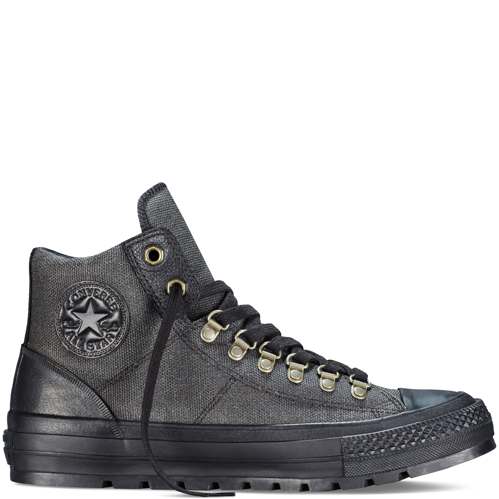 Chuck Taylor All Star Street Hiker Noir black/black/black. Find this Pin  and more on Shoe ...