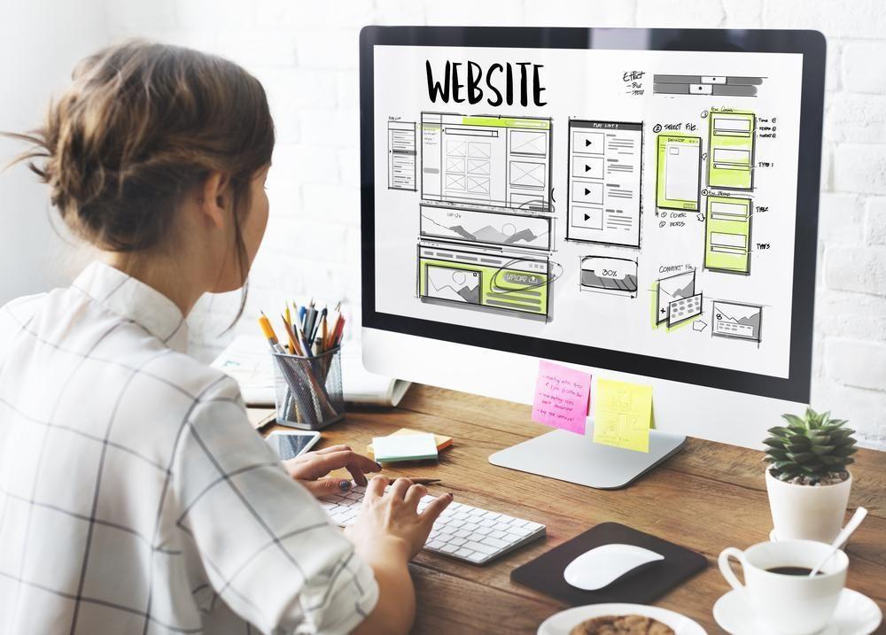 Create A Website Web Design Tutorials Graphic Design Business Website Design