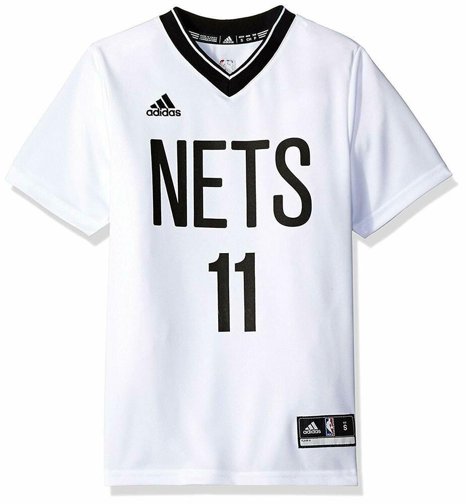 Sponsored)eBay Adidas NEW White Black Boys Size XL NBA