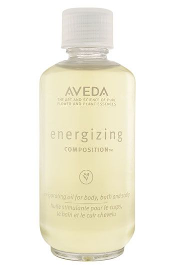 Aveda Energizing Composition Body Oil Aveda Body Oil Smelling Oils