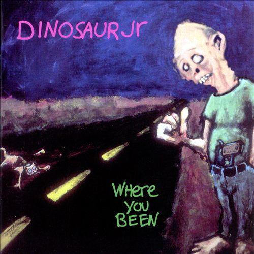 Where You Been Dinosaur Jr Blue Vinyl Dinosaur