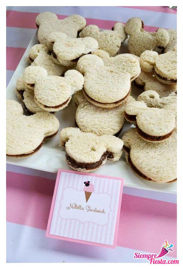 Divertidas ideas para tu pr xima fiesta de minnie mouse - Ideas divertidas para fiestas ...