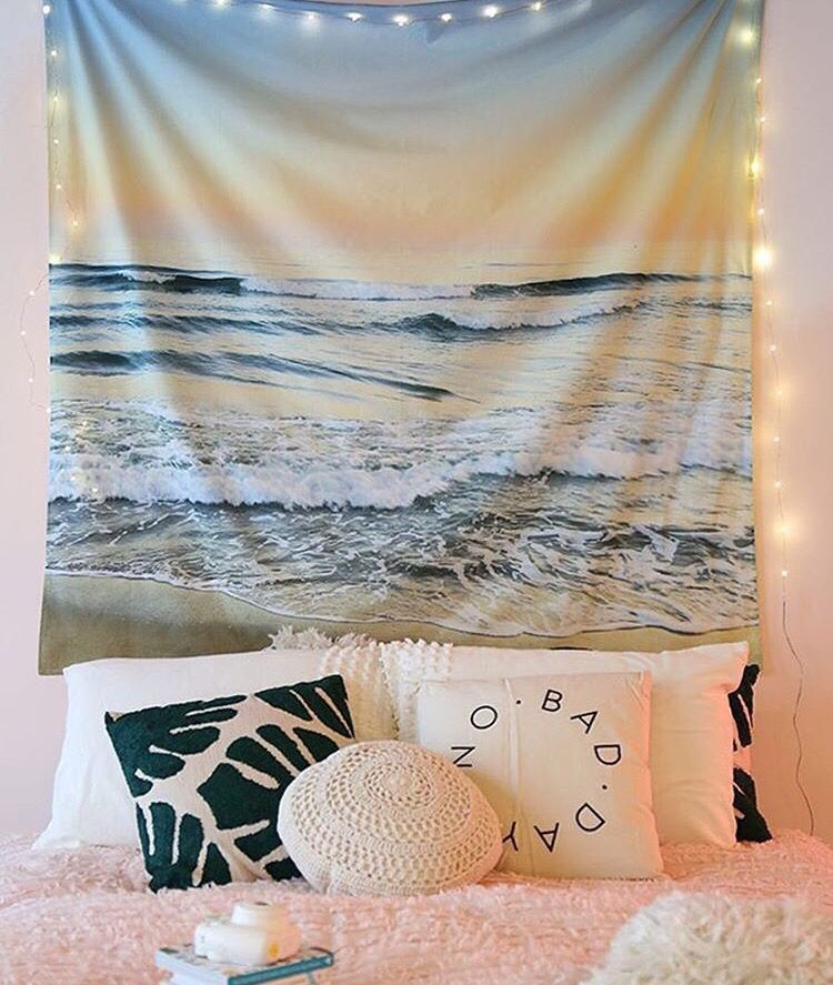 Pinterest Lilhulty With Images Ocean Themed Bedroom Beach