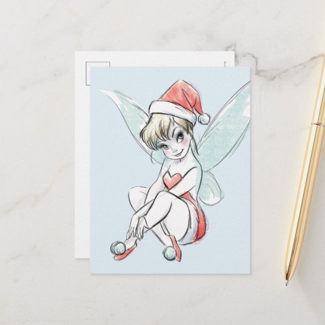 Disney  Tinker Bell  Holiday Cheer Quote  Disney Tinker Bell Holiday Cheer Quote