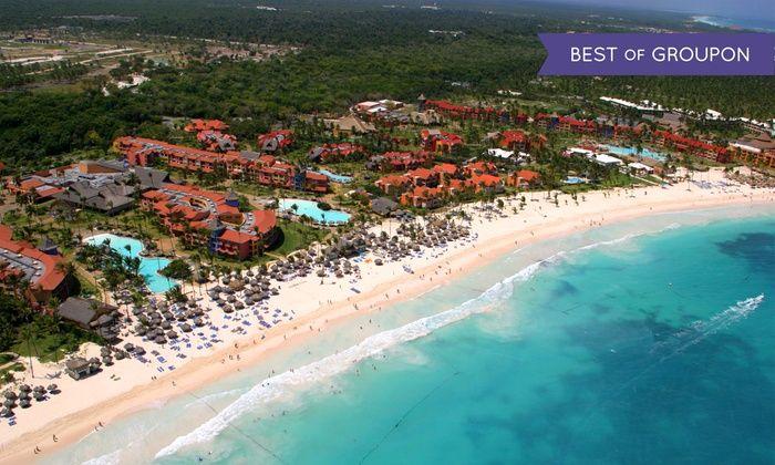 4 6 Or 7 Night All Inclusive Tropical Princess Beach