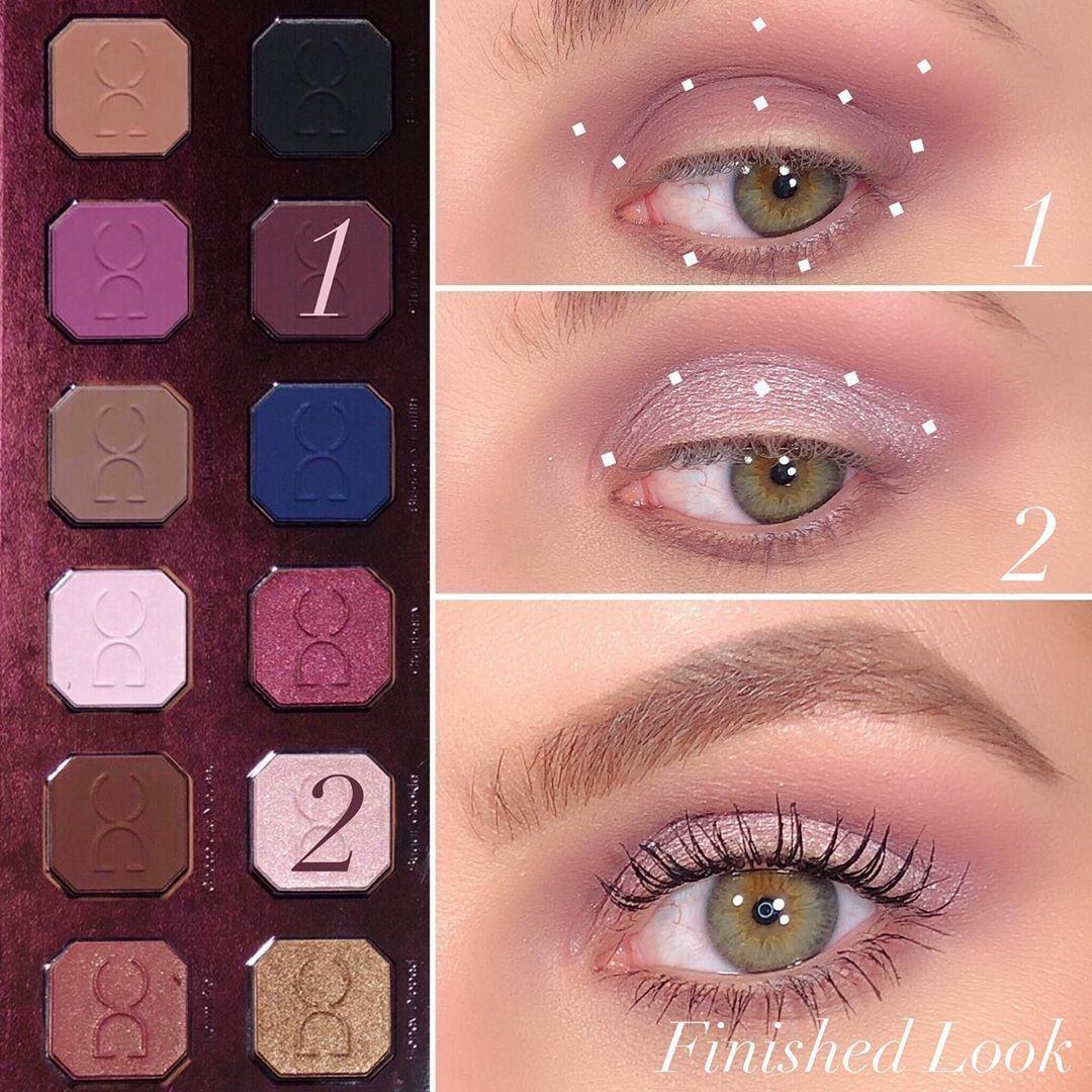 Pin on Eyeshadow Palette