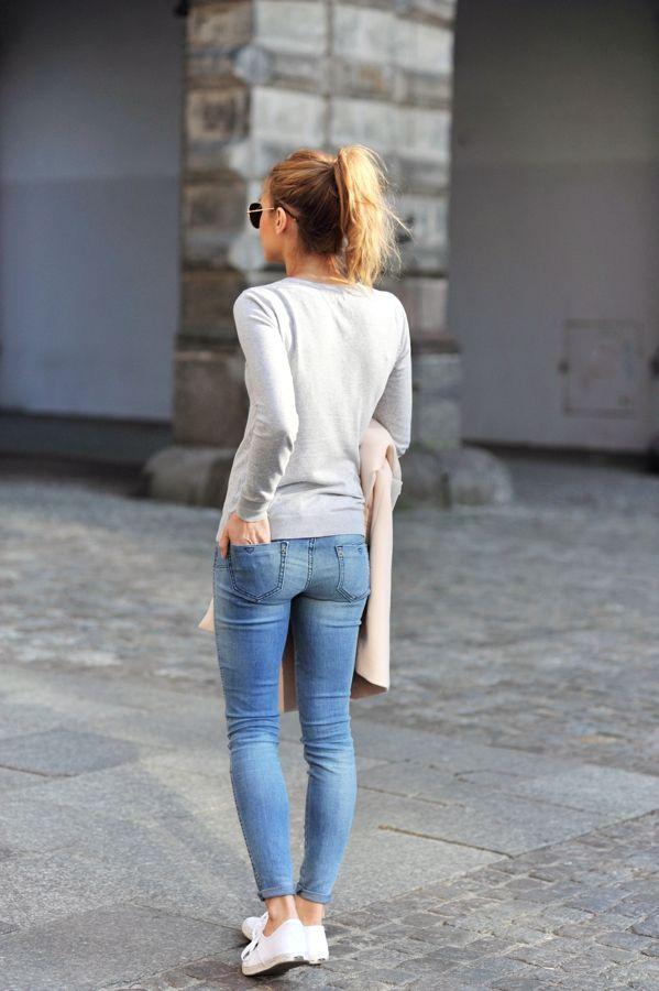 Anziehen Perfekt