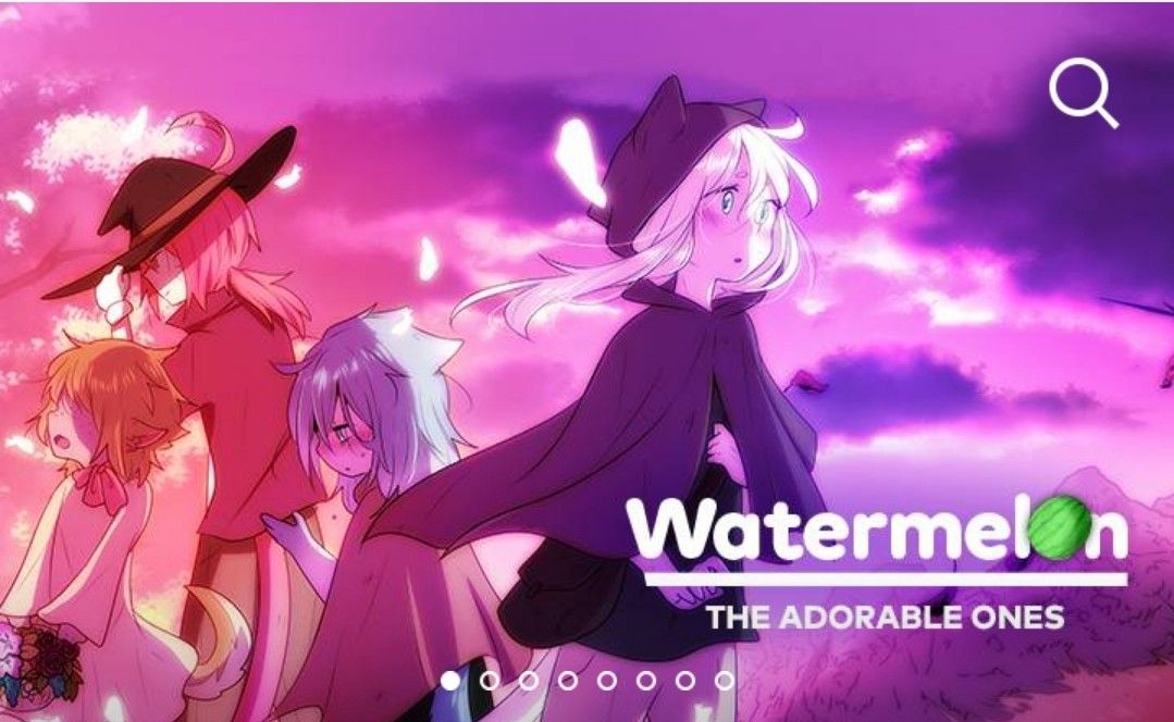 Watermelon Webtoon, Anime