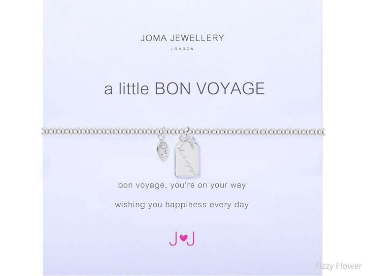 22d4f3e3a2 Joma jewellery a little bon voyage bracelet | A little ...
