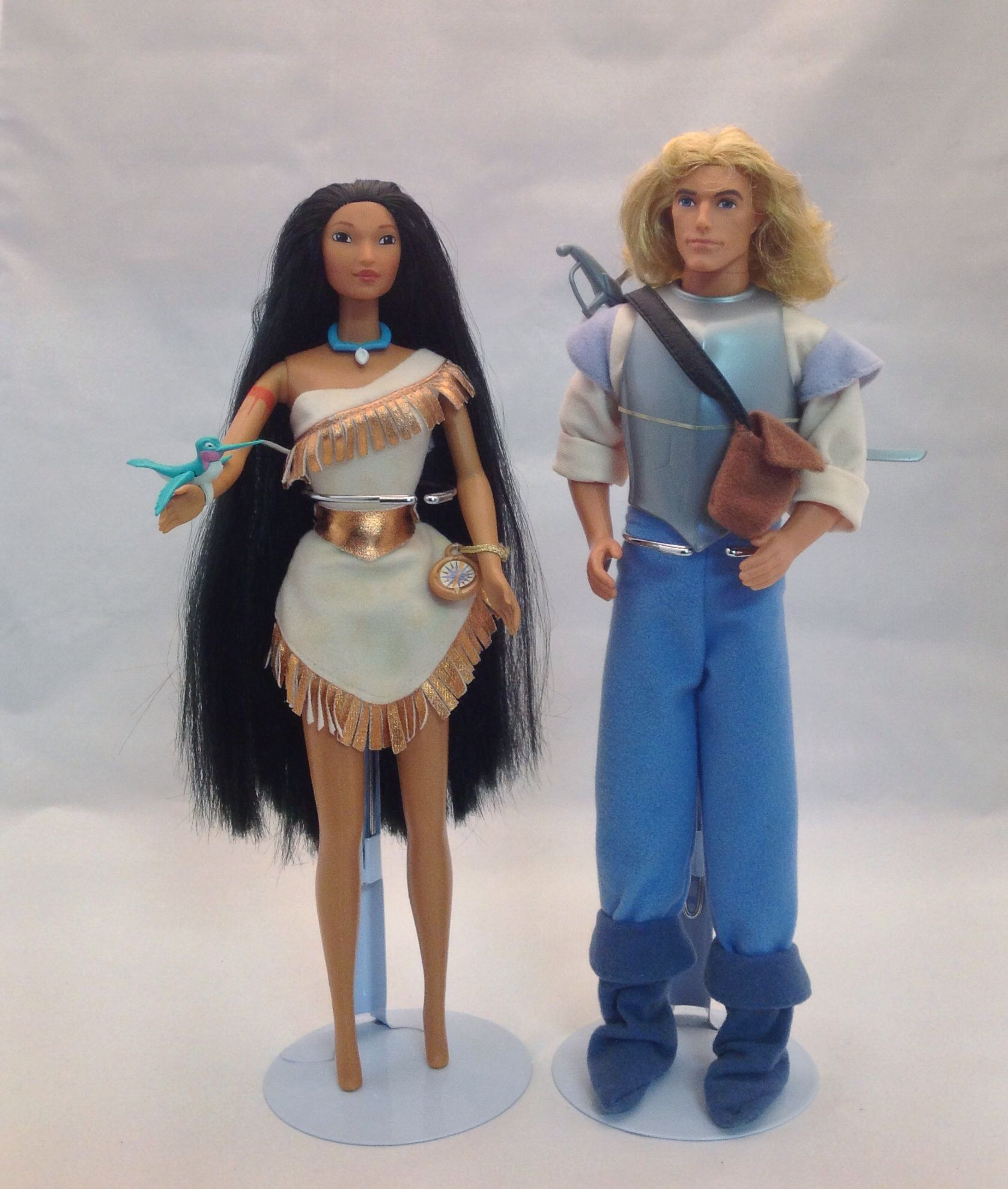 Disney Princess Pocahontas Classic Doll Includes Flint