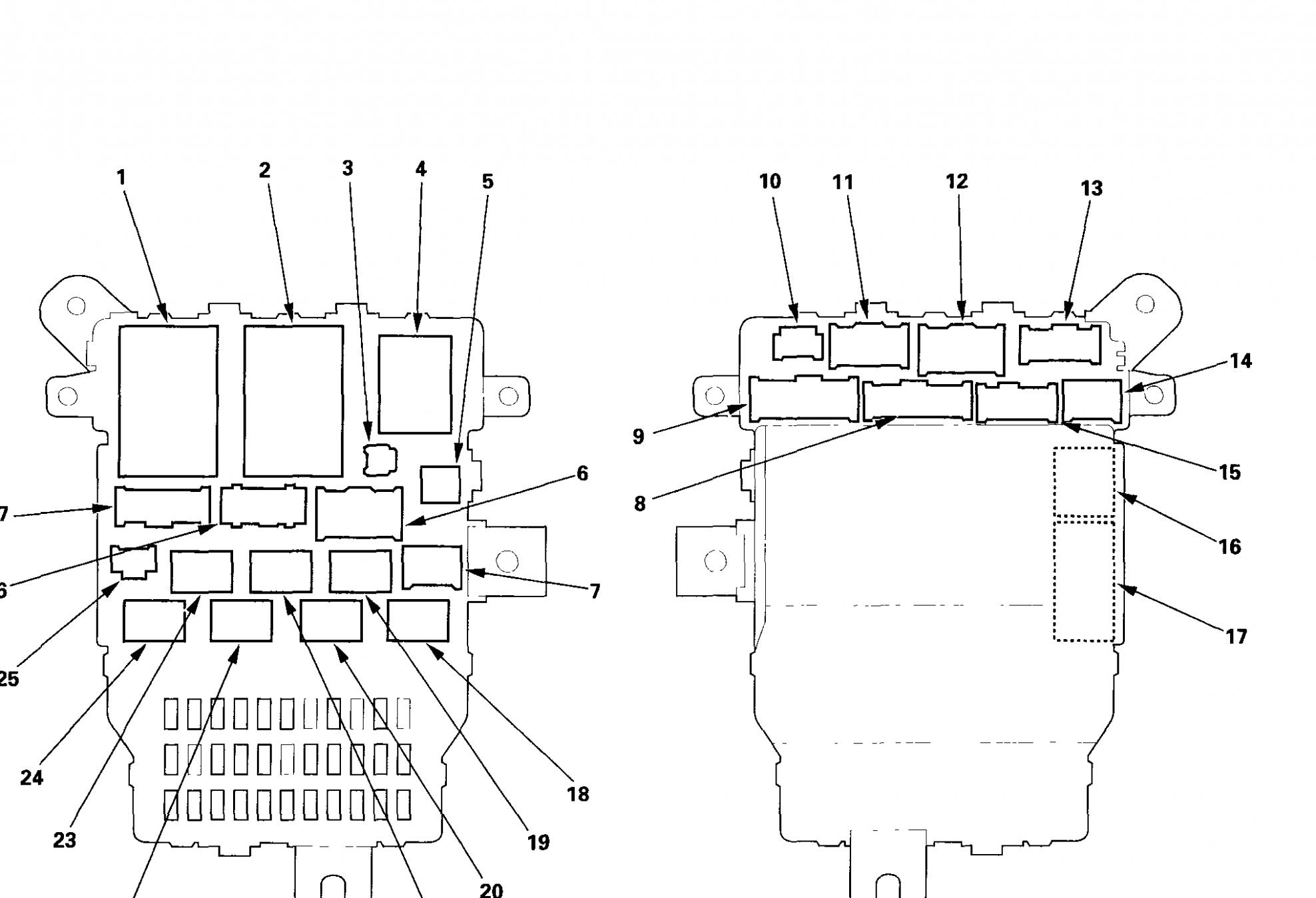 8 Honda Accord Lx Engine Diagram di 2020