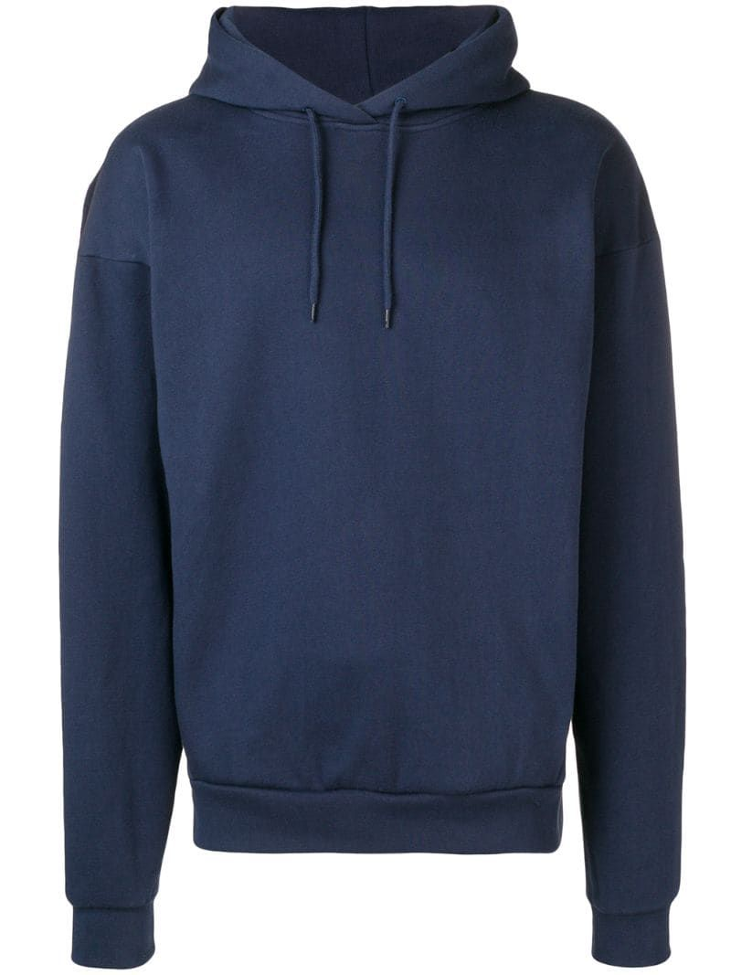 Martine Rose Classic Plain Hoodie Farfetch Plain Hoodies Hoodies Jacket Drawing [ 1067 x 800 Pixel ]