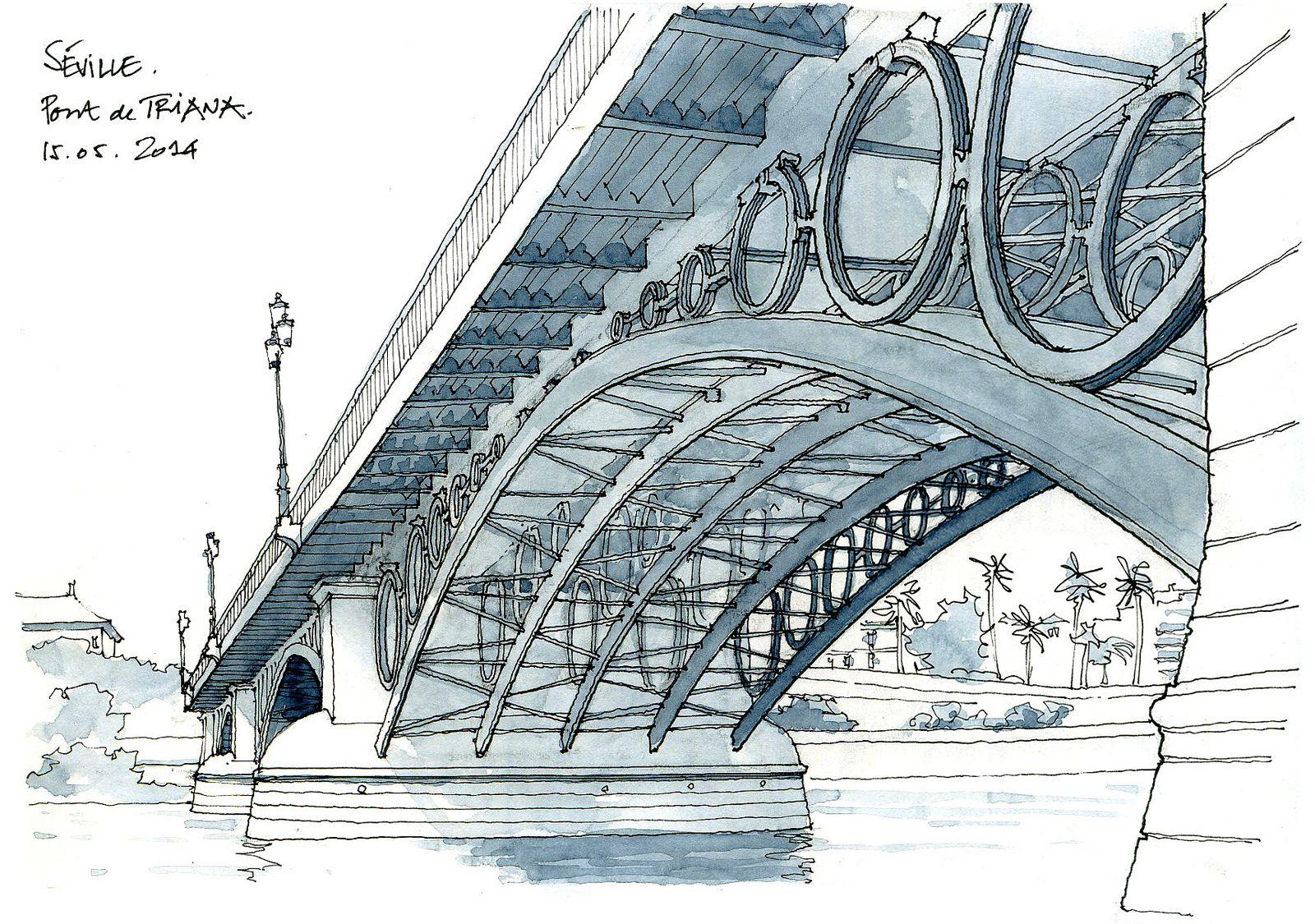 https://flic.kr/p/nHuSm2   Séville, pont de Triana