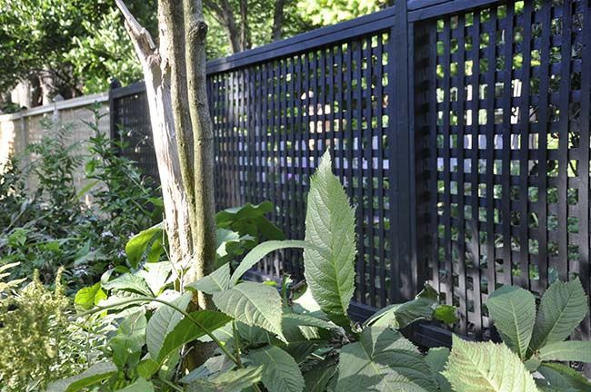 DESIGNING A LOW BUDGET FENCE THAT ACTUALLY LOOKS NICE
