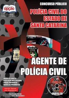Apostila Concurso Policia Civil Do Estado De Santa Catarina Pc